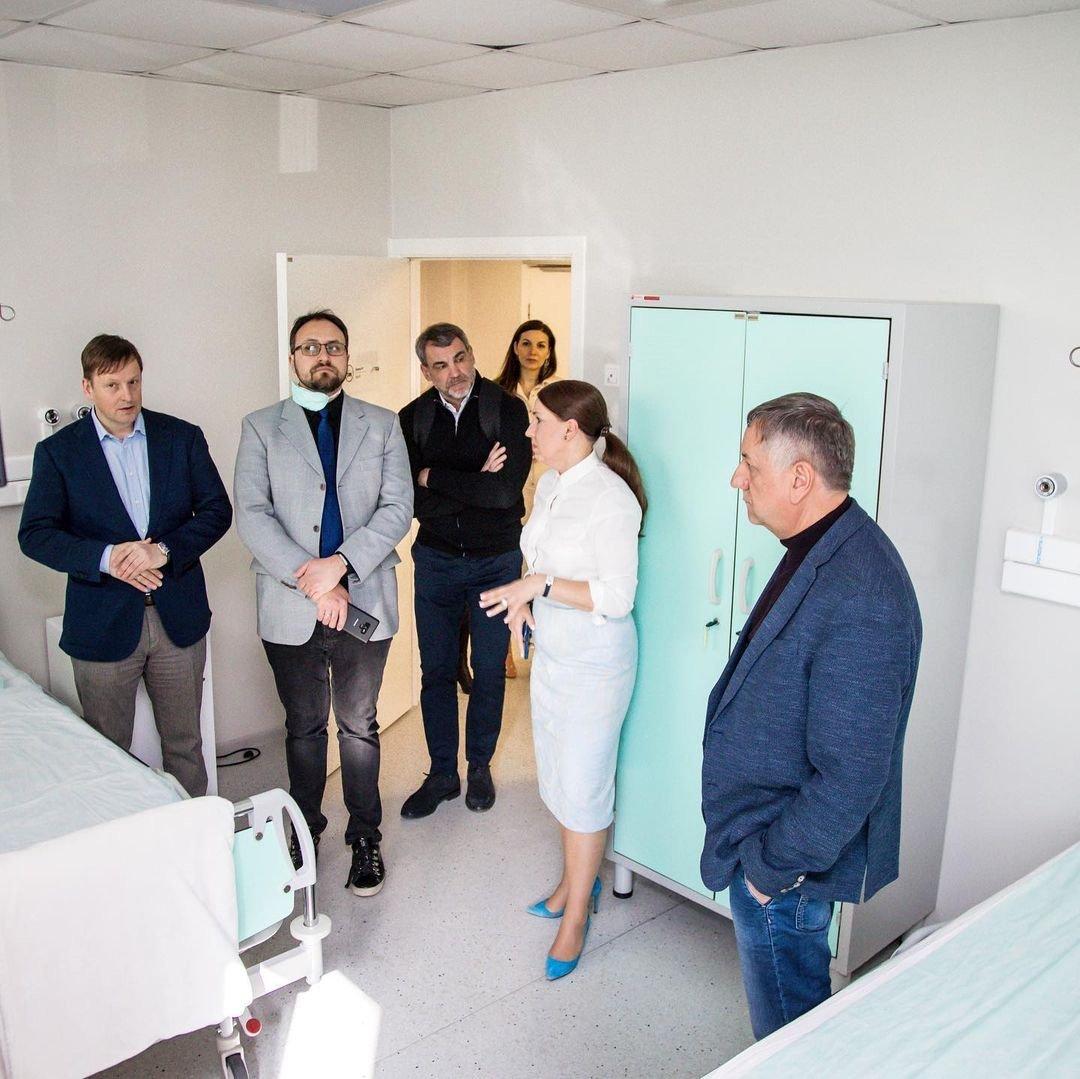 В PACIFIC Hospital прошли консультации московских докторов